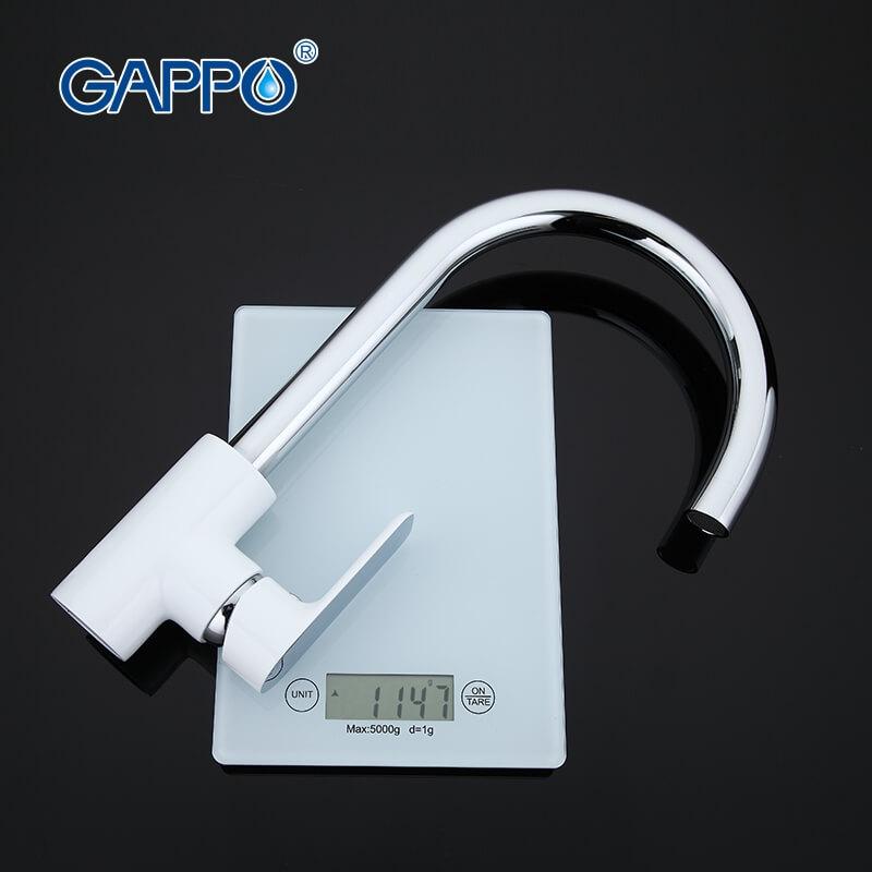Gappo Noar G4048 — Змішувач для кухні - 3