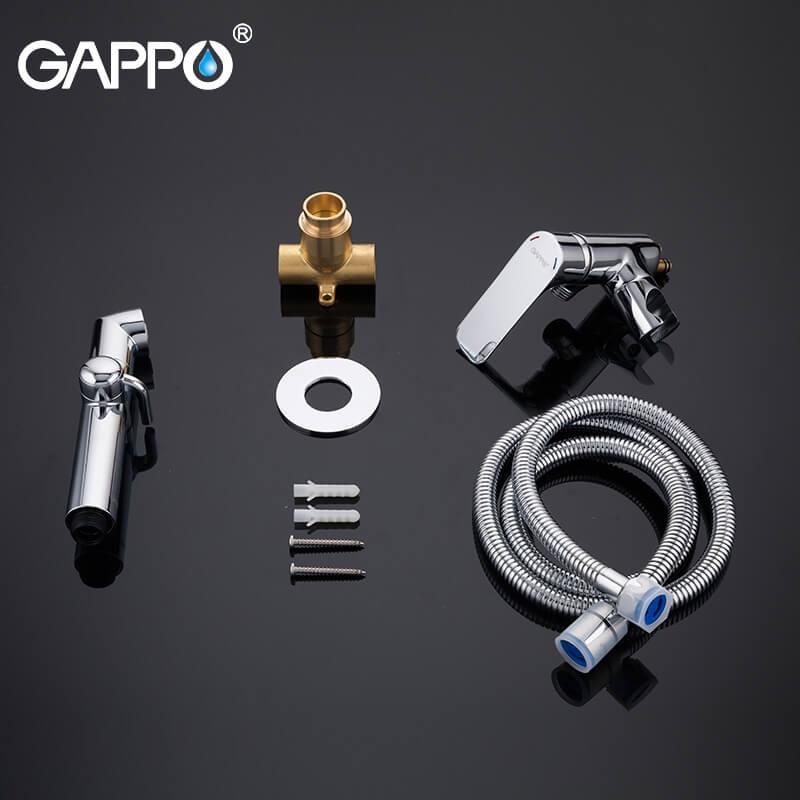 Gappo Noar G7248-1 — Змішувач для гігієнічного душу - 5