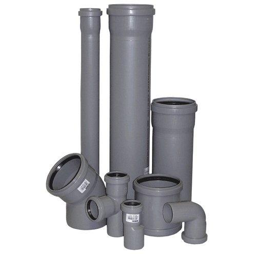 Труба каналізаційна  Ǿ-110:довжина 3-2-1-0.5-0.315-0.25 метра - 3