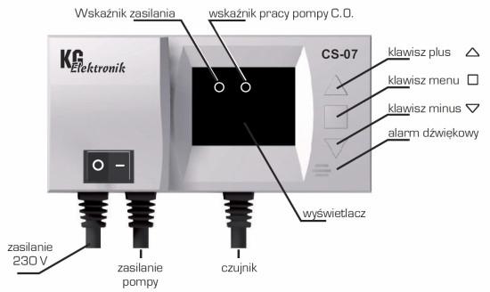 KG Elektronik CS-07 - 1