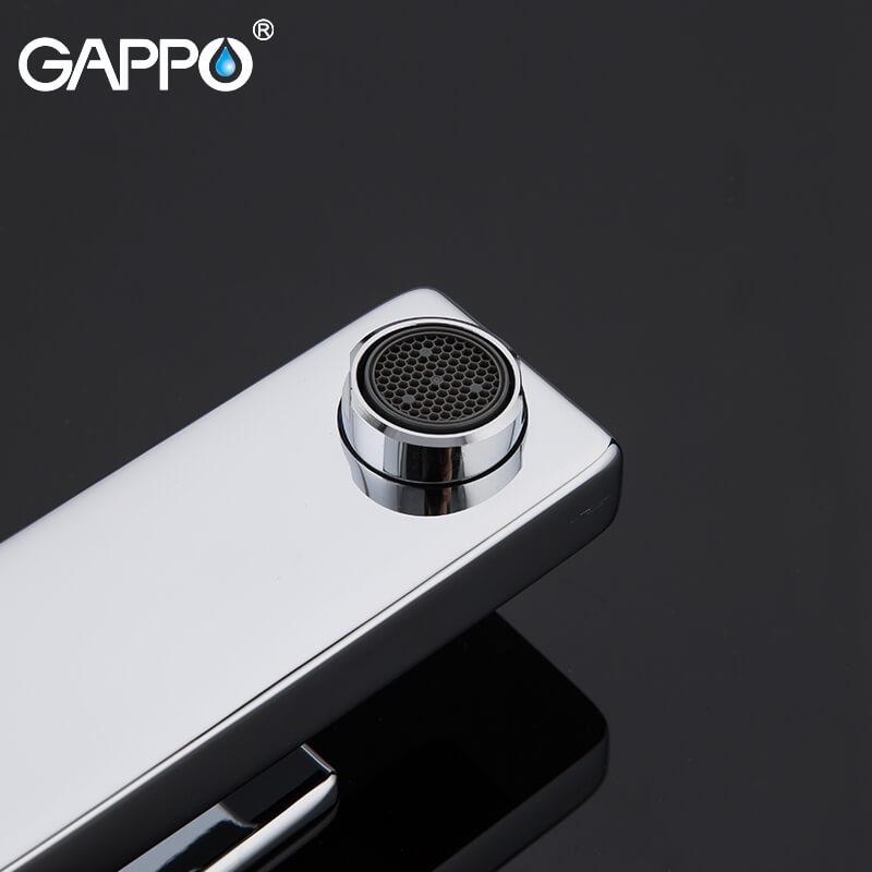 Gappo Futura G1018 — Змiшувач для умивальника - 4