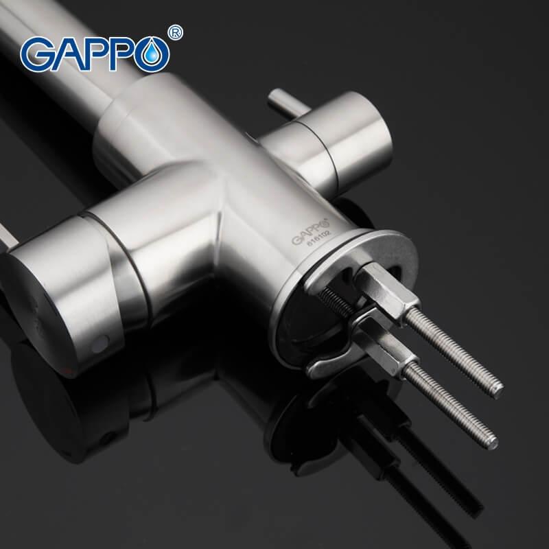 Gappo G4399 — Змішувач для кухні пiд фiльтр - 1