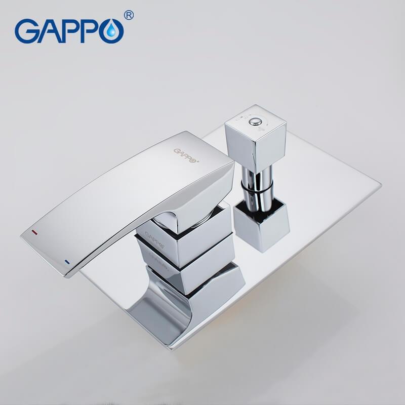 Gappo Jacob G7107 — Душова система - 6