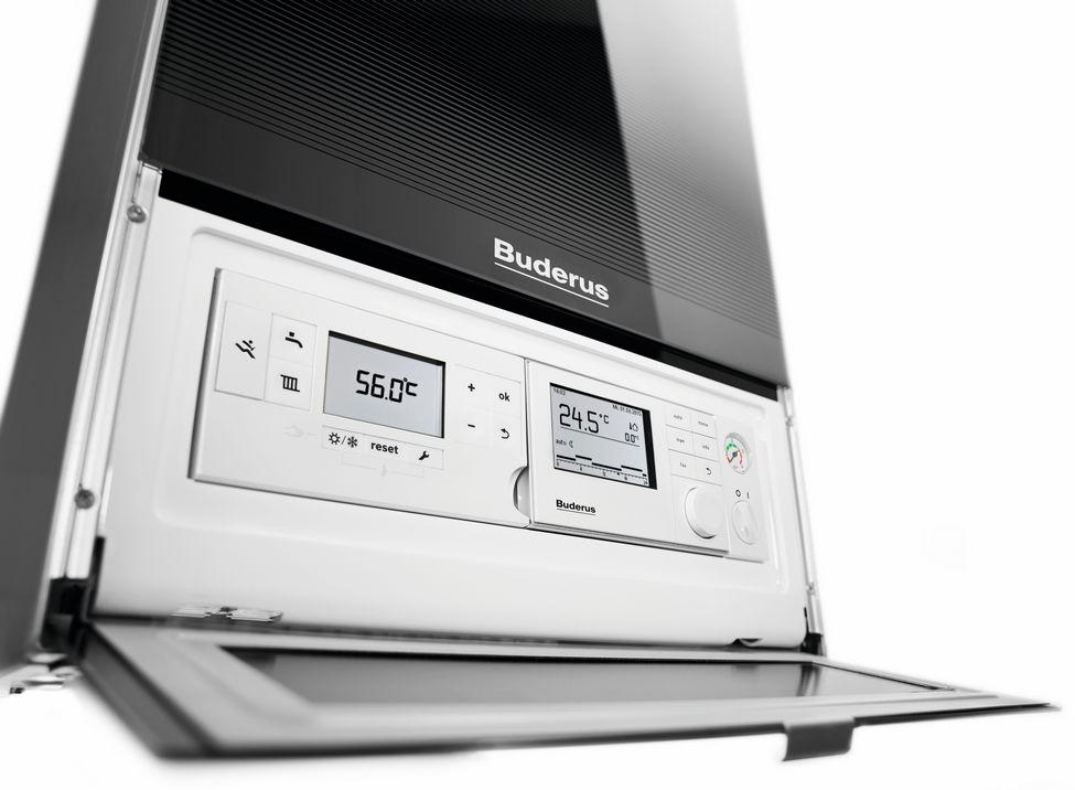Газовий котел Buderus Logamax plus GB172-35і K - 1