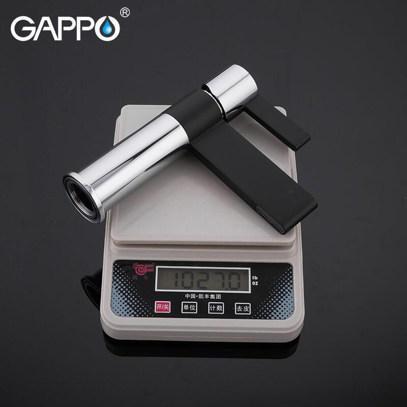 Gappo Atalantic G1081 — Змішувач для умивальника - 4