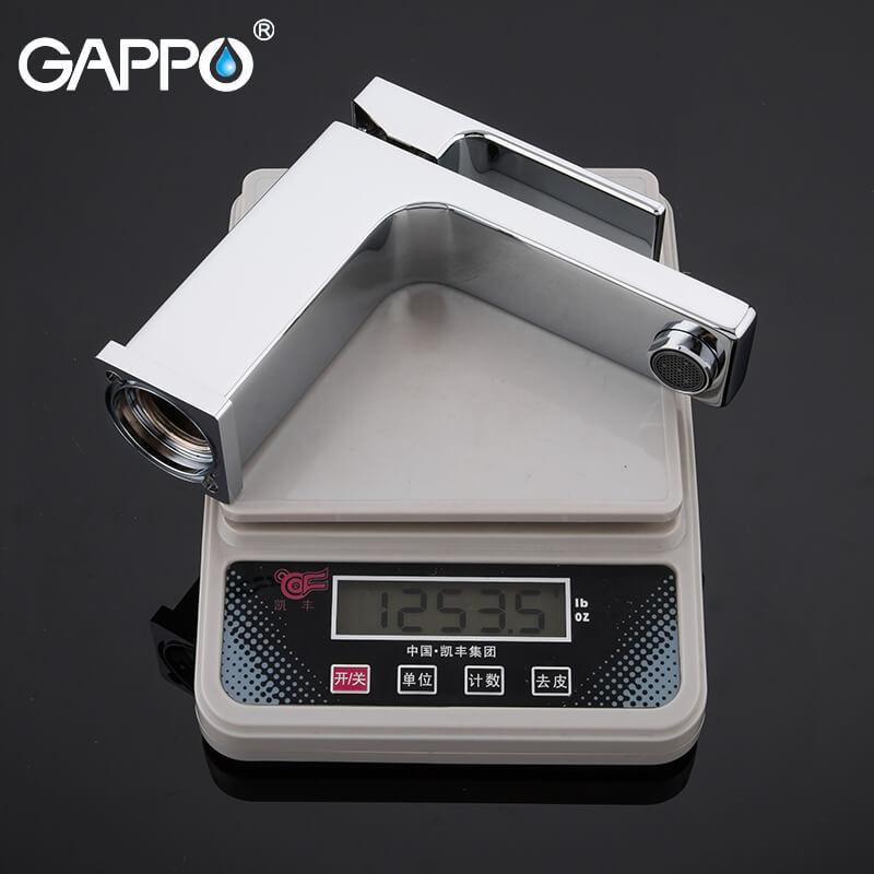 Gappo Futura G1018 — Змiшувач для умивальника - 5