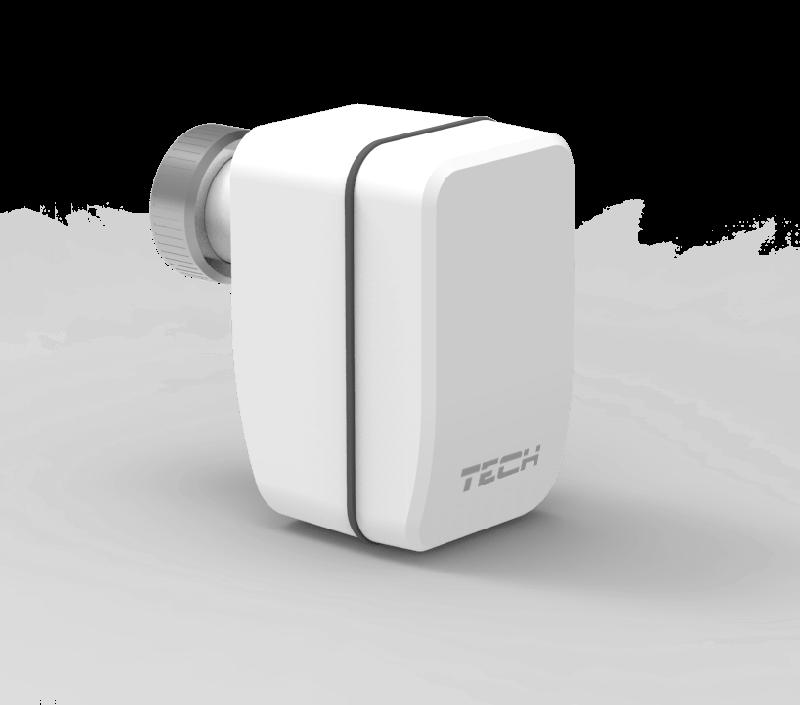 Бездротовий термоелектричний привід STT-868 - 2