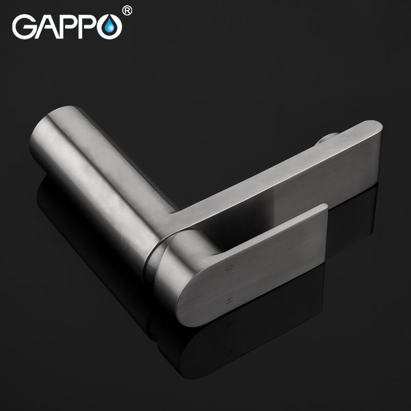 Gappo Satenresu-ko G1099-20 — Змішувач для умивальника - 3
