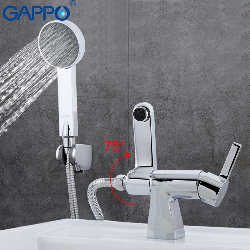 Gappo Chanel G1204 — Змішувач для умивальника - 2