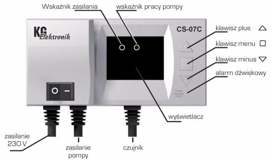 KG Elektronik CS-07 c - 1
