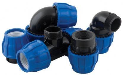 Поліетиленові труби ПНД для зовнішнього водопроводу - 1