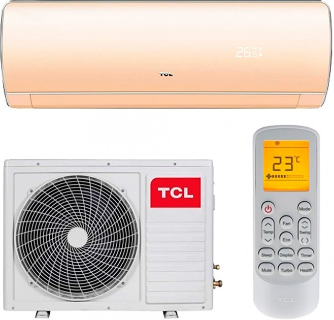 Кондиціонер TCL F6 TAC-09CHSA/F6 INVERTER - 2