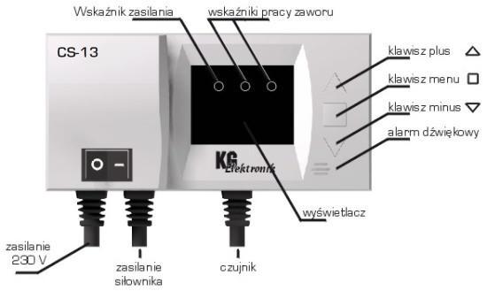 KG Elektronik CS-13 (для клапана 3d) - 1