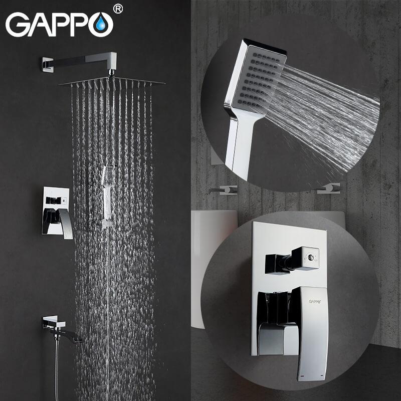 Gappo Jacob G7107 — Душова система - 1
