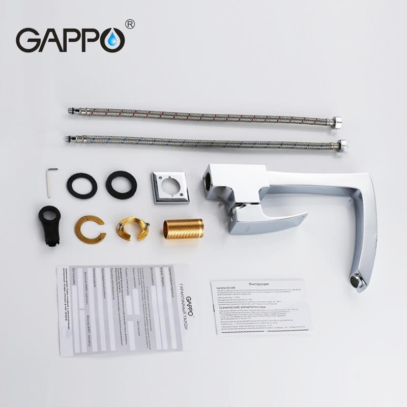 Gappo Jacob G4007 — Змішувач для кухні - 4