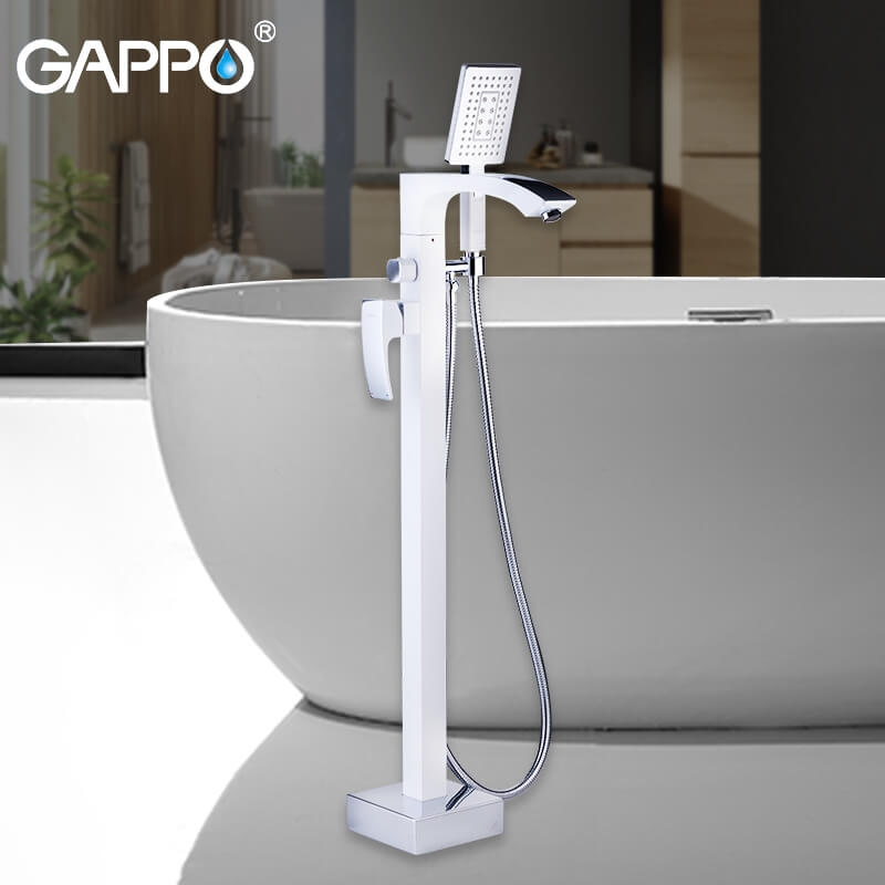 Gappo Jacob G3007-8 — Змішувач для ванни - 1