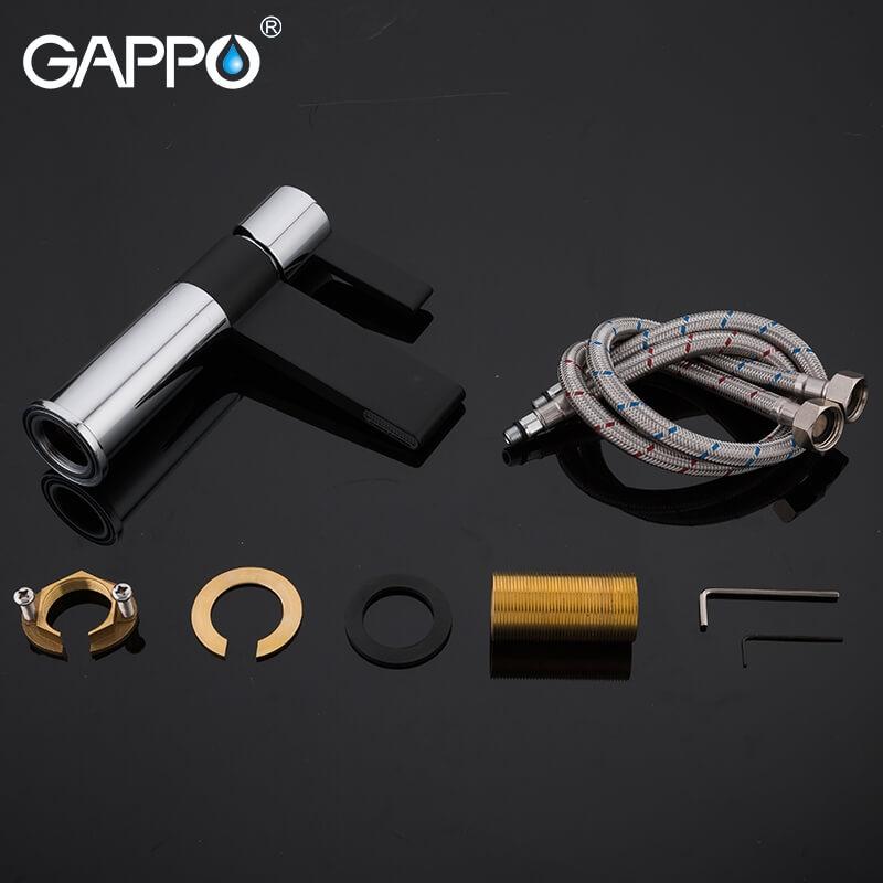 Gappo Atalantic G1081 — Змішувач для умивальника - 5