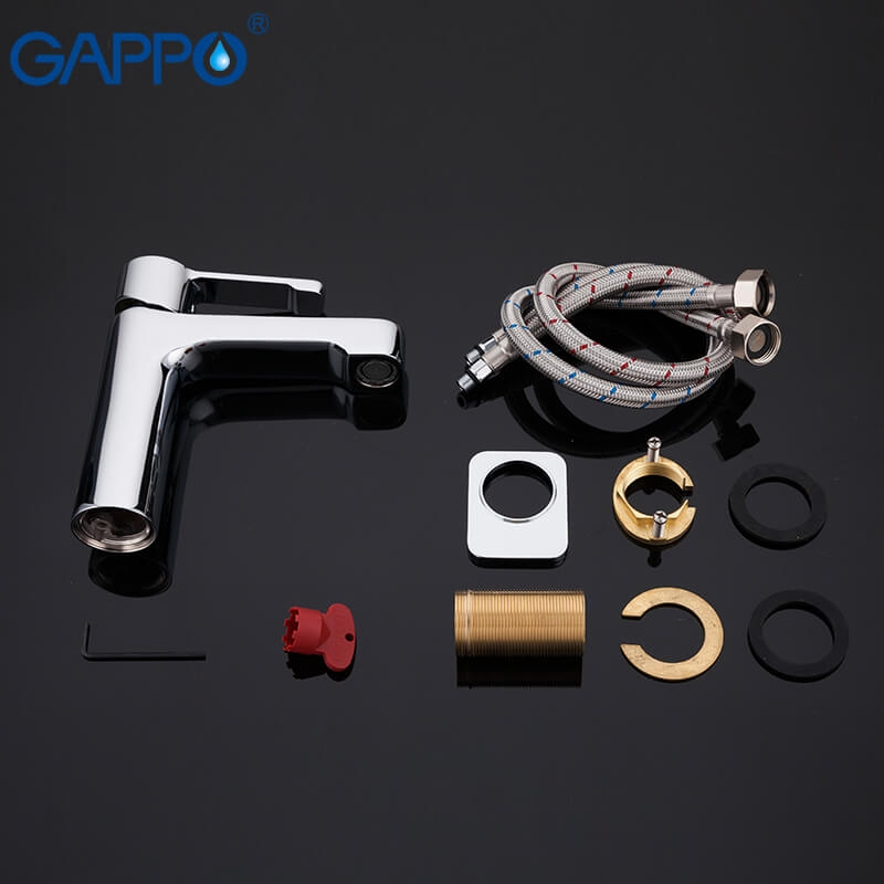 Gappo Tomahawk G1002-2 — Змішувач для умивальника - 5