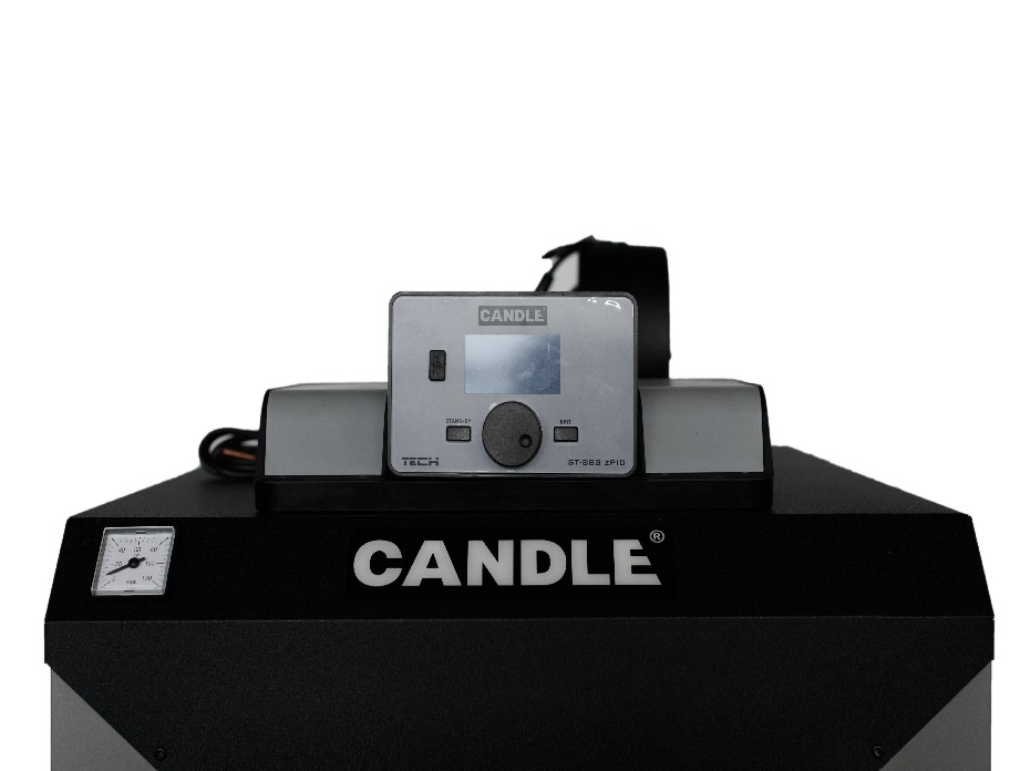 Твердопаливний котел Candle Uni 20 kw - 4
