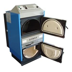 Твердопаливний (Піролізний) котел Atmos С 50 S - 1