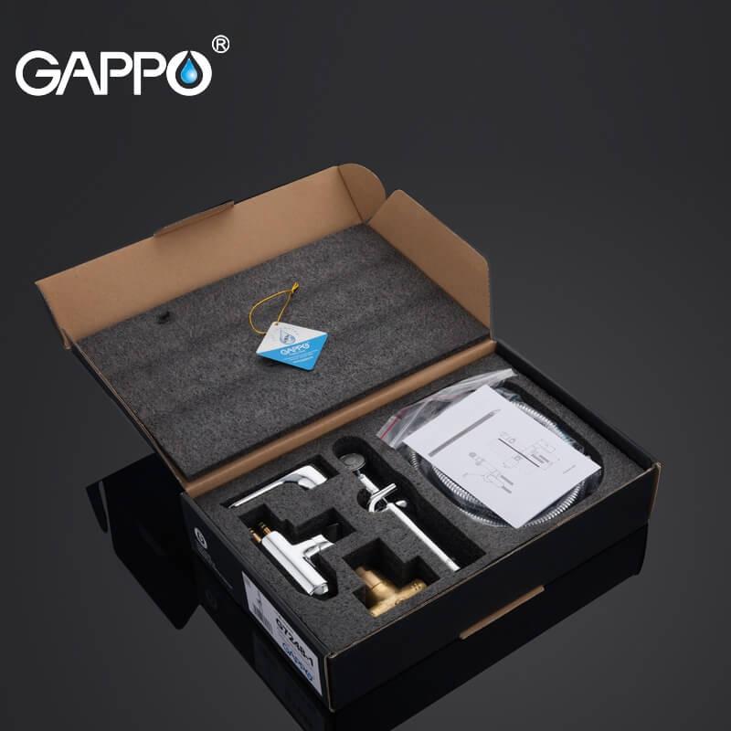 Gappo Noar G7248-1 — Змішувач для гігієнічного душу - 7