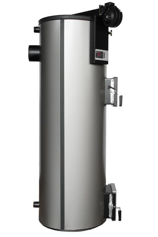 Твердопаливний котел Candle TIME 33 kw - 5