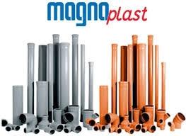 Труба каналізаційна 110х2,7 мм стінка Htplus Magna Plast - 1