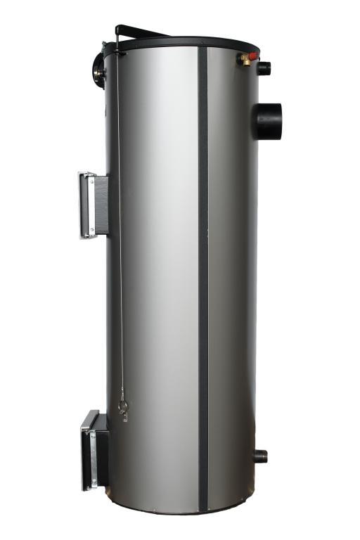 Твердотопливный котел Candle TIME 35 kw - 2