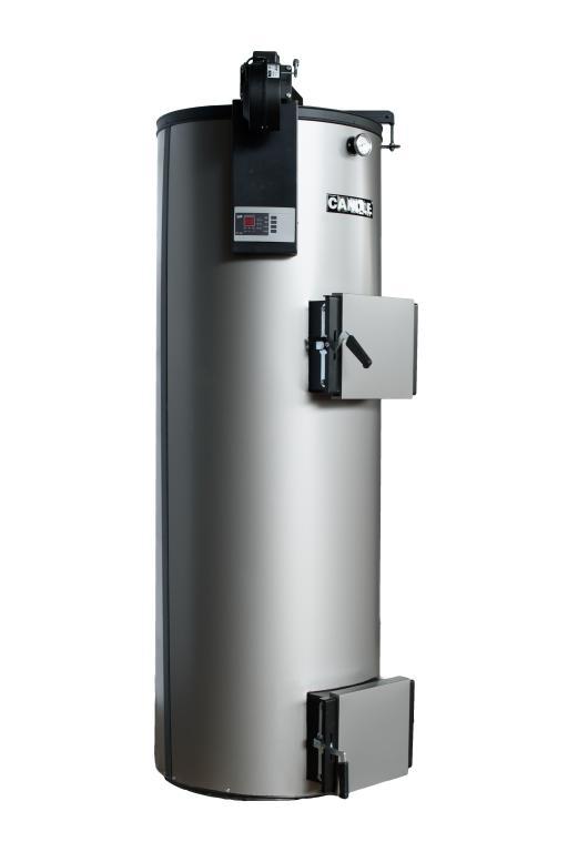 Твердопаливний котел Candle TIME 50 kw - 1