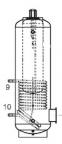 Акумулююча ємність DRAZICE NADO v2  - 2