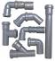 Труба каналізаційна  Ǿ-110:довжина 3-2-1-0.5-0.315-0.25 метра - 4