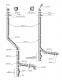 Димохідна труба нержавійка з теплоізоляцією в нержавійці  L = довжина : 0,5 м, Сталь : 1 мм - 2