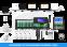 Бездротовий кімнатний датчик TECH C-mini - 2